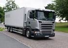 Scania v prvním čtvrtletí letošního roku