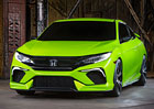Honda Civic Type S doplní extrémní verzi Type R