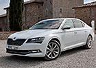 Škoda Superb III: Jízdní dojmy s 1.4 TSI/110 kW svypínáním válců ACT (+video)