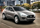 Maserati Levante se uk�e v Detroitu