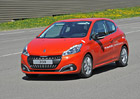 Peugeot 208 ujel na jednu nádrž rekordních 2.152 kilometrů
