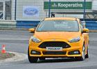 Ford Focus ST 2015: Jízdní dojmy z okruhu Sosnová
