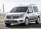 Volkswagen zahajuje p�edprodej nov�ho Caddy na �esk�m trhu