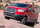 Video: Ford Transit 4x4 od Quigley Motor Company se ter�nu neboj�