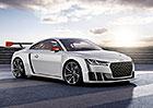 Audi TT Clubsport Turbo: Okřídlené kupé pro Wörthersee