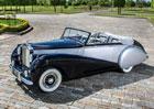 Rolls-Royce potvrdil nový kabriolet jménem Dawn
