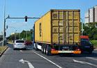 Zákaz vjezdu kamionů do Prahy by mohl platit od roku 2017