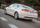 Ford Mondeo HEV: První jízdní dojmy