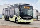 Volvo Buses uvádí nový elektrický autobus