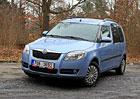 Ojetá Škoda Roomster: Boleslavská skládačka
