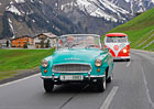 Bodensee-Klassik 2015: Jeli jsme veteránskou rallye se Škodou Felicia z roku 1961
