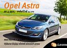 Opel Astra s operativním leasingem od LeasePlan Go: Německá kvalita za skvělou cenu od 4.990 Kč měsíčně