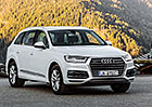 Audi Q7: První jízdní dojmy ze Švýcarska