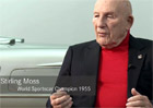 Stirling Moss vzpom�n� na Mille Miglia 1955 (video)