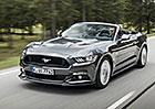 Ford Mustang Convertible 2.3 EcoBoost: První jízdní dojmy z Německa