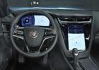 Mitsubishi Electric p�edstavilo nov� infotainment pro vozy Cadillac
