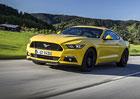 Ford Mustang Fastback 5.0 V8: První jízdní dojmy