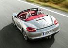 Porsche Boxster a Cayman: Čtyřválec potvrzen