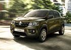 Renault Kwid se prodává v Indii od 95 do 130 tisíc korun