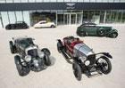 Bentley posílá své klasiky na světové turné