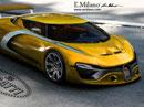 Bugatti Chiron: Možná podoba nástupce Veyronu