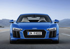 Audi R8 a Lamborghini Huracán se mohou dočkat pětiválce