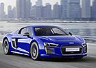 Audi R8 e-tron Piloted Driving: Elektrický supersport umí sám řídit