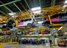 Ford zahájil výrobu nového S-Maxu a Galaxy