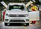 Volkswagen Caddy: V�roba nov� generace spu�t�na v Polsku