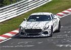 Špionážní video: Ostřejší Mercedes-AMG GT zachycen na Nürburgringu