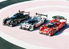 Porsche představilo zbarvení vozů pro 24 hodin Le Mans