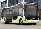 Volvo Buses demonstruje výhody elektrického autobusu (+video)