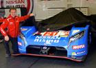 Nissan GT-R LM Nismo v Le Mans připomene rok 1990 (+video)