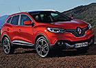 Renault Kadjar Premiere Edition: Bohatá výbava za 729.900 Kč