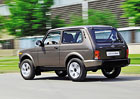Lada Niva 4x4 Urban: Off-road do m�sta stoj� 332.629 K�