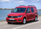 Volkswagen Caddy: První jízdní dojmy z Francie