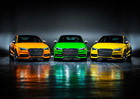 Audi p�edstavilo model S3 v edici Exclusive, jen pro USA