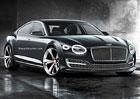 Bentley: Vize zvažovaného čtyřdveřového kupé