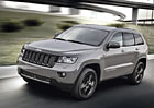 Jeep Grand Cherokee má prý problém s brzdami
