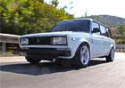 Lada 2104 s motorem z Nissanu Silvia: 400 koní a stovka za 4,6 sekundy (video)
