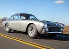Ferrari 250 GT/L (1963): Berlinetta Lusso se bude dražit v Monterey