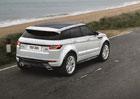 Jaguar Land Rover vyvíjí systém detekující výmoly na silnici (+video)