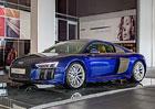 Audi R8 V10 Exclusive ukazuje možnosti výbavy německého supersportu