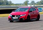 Honda Civic Type R: Jízdní dojmy ze Slovenska (+videa)