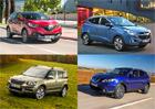 Co koupit: Renault Kadjar vs. konkurence