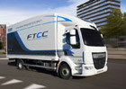 DAF poodhalil Future Truck Chassis Concept