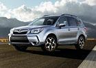 Subaru Forester 2016 v�m po nehod� zavol� pomoc