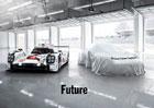 Porsche ukázalo nový sportovní vůz pod plachtou. Co to bude?