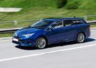 Toyota Avensis: Jízdní dojmy ze Švýcarska