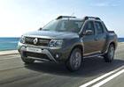 Renault Duster Oroch a Sandero RS oficiálně: Užitkový i sportovní!